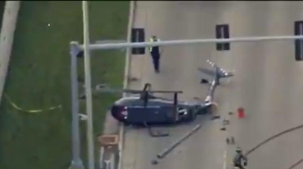 helicopter crash chicago