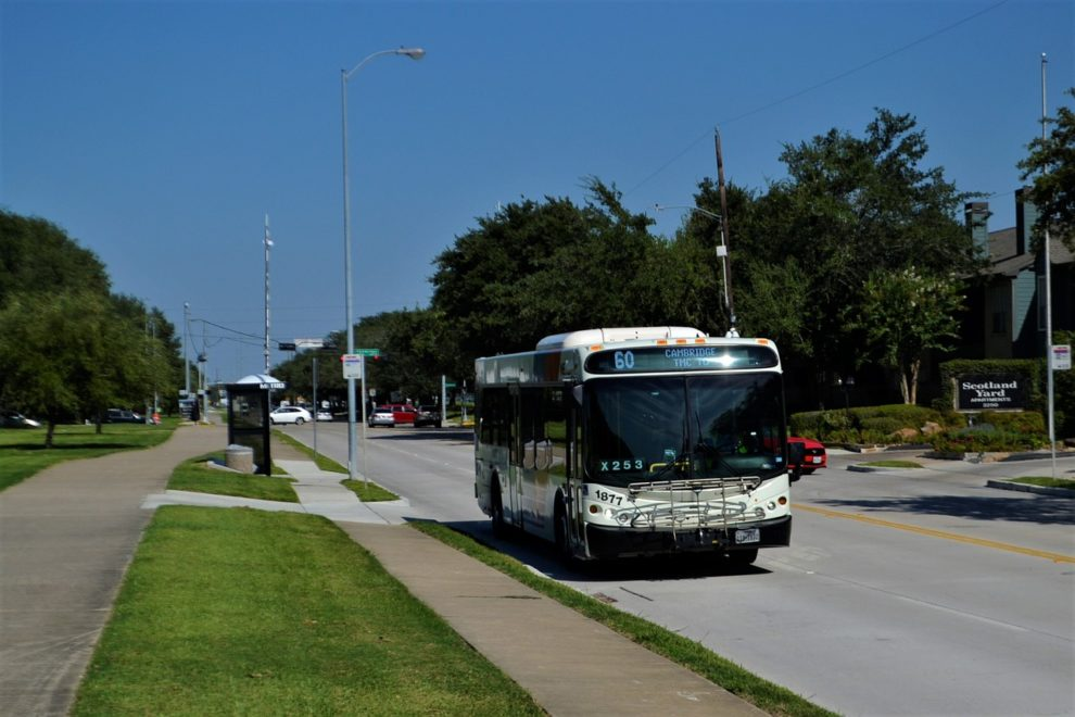 Metro bus stole Woodlawn