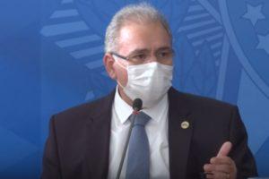 brazil health minister COVID UNGA