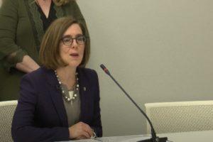 oregon gov brown sued vaccine mandate