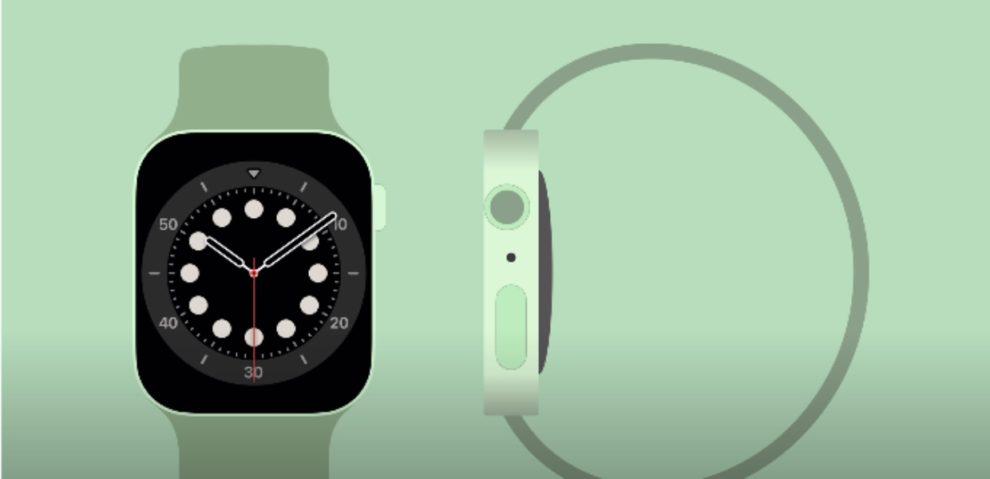 apple watch series 7 launch September 14 event