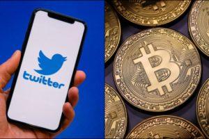 Twitter bitcoin tip