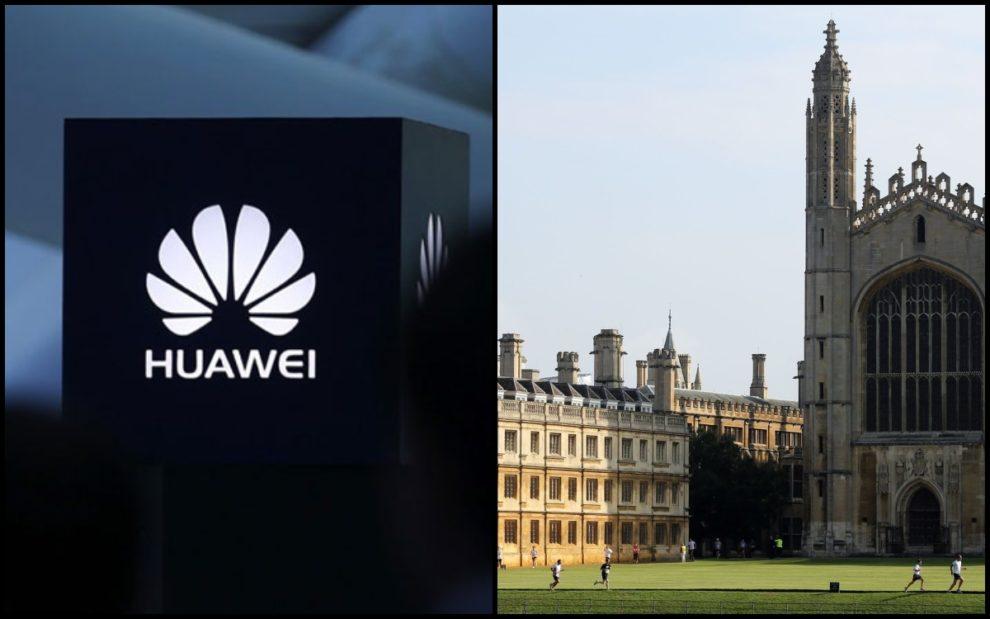 Huawei Cambridge University