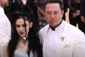 Elon Musk grimes break up