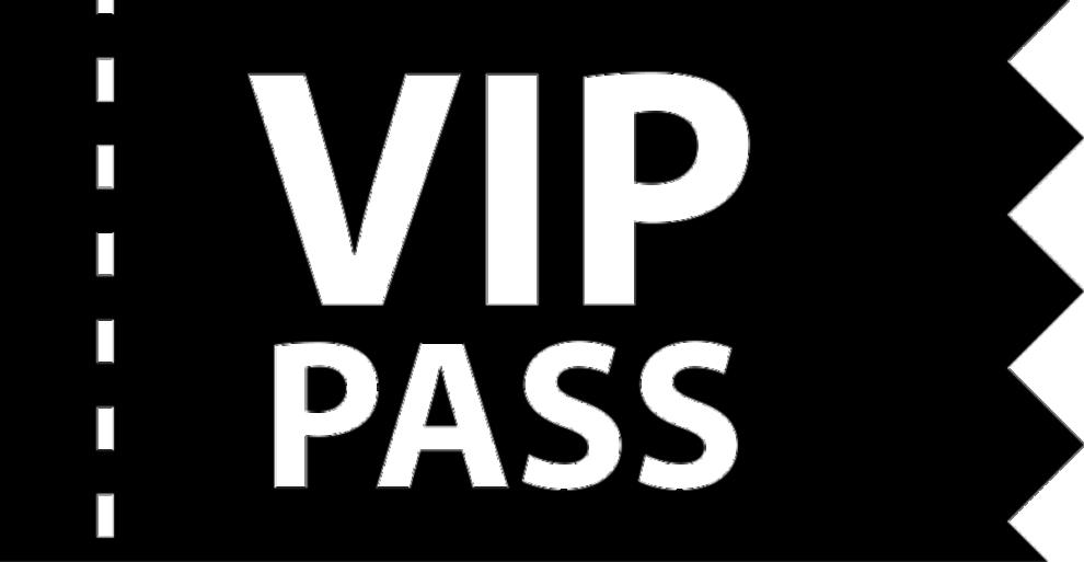 Facebook VIP pass rules