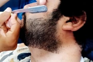 taliban ban barbers trimming beards