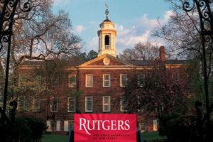 rutgers university virtual classes logan hollar unvaccinated student
