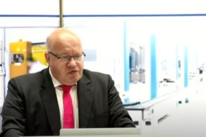 germany economy minister hospital Health Emergency Altmaier