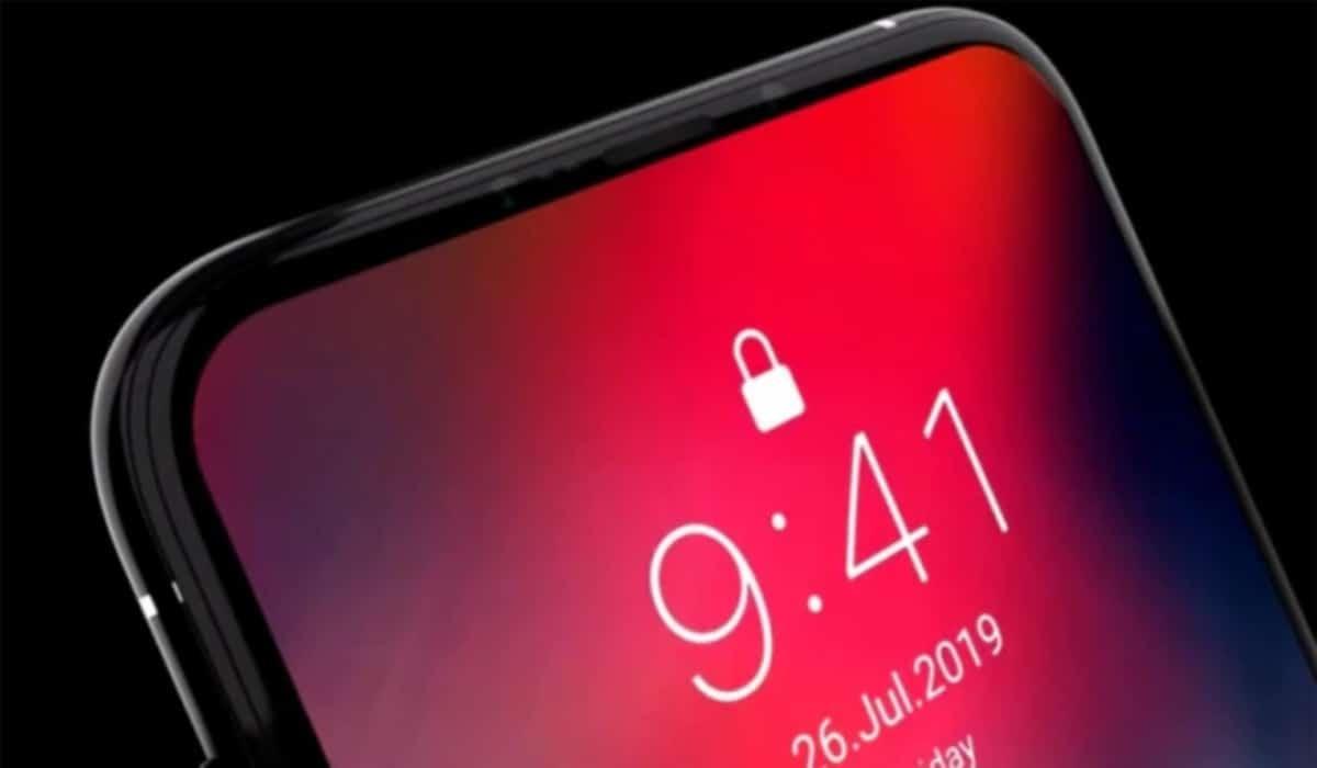 iPhone 14 pro notch