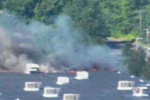 plane crashed farmington building