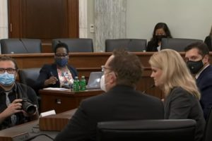 Facebook whistleblower testifies Senate