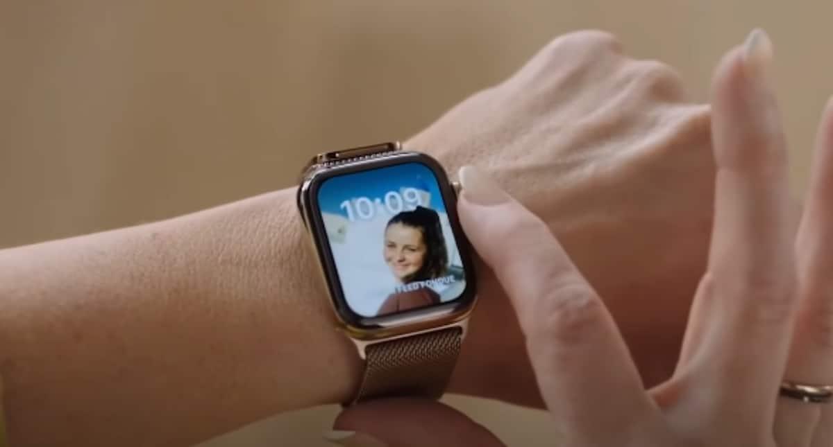 Apple Watch Series 8 blood glucose