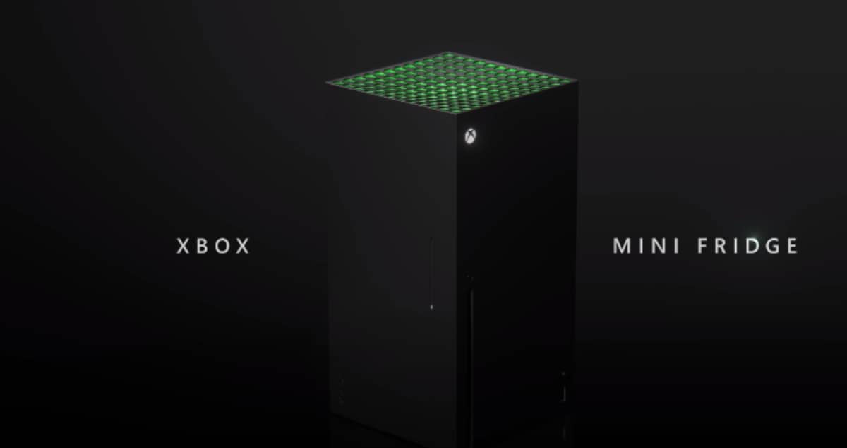 xbox mini fridge preorders