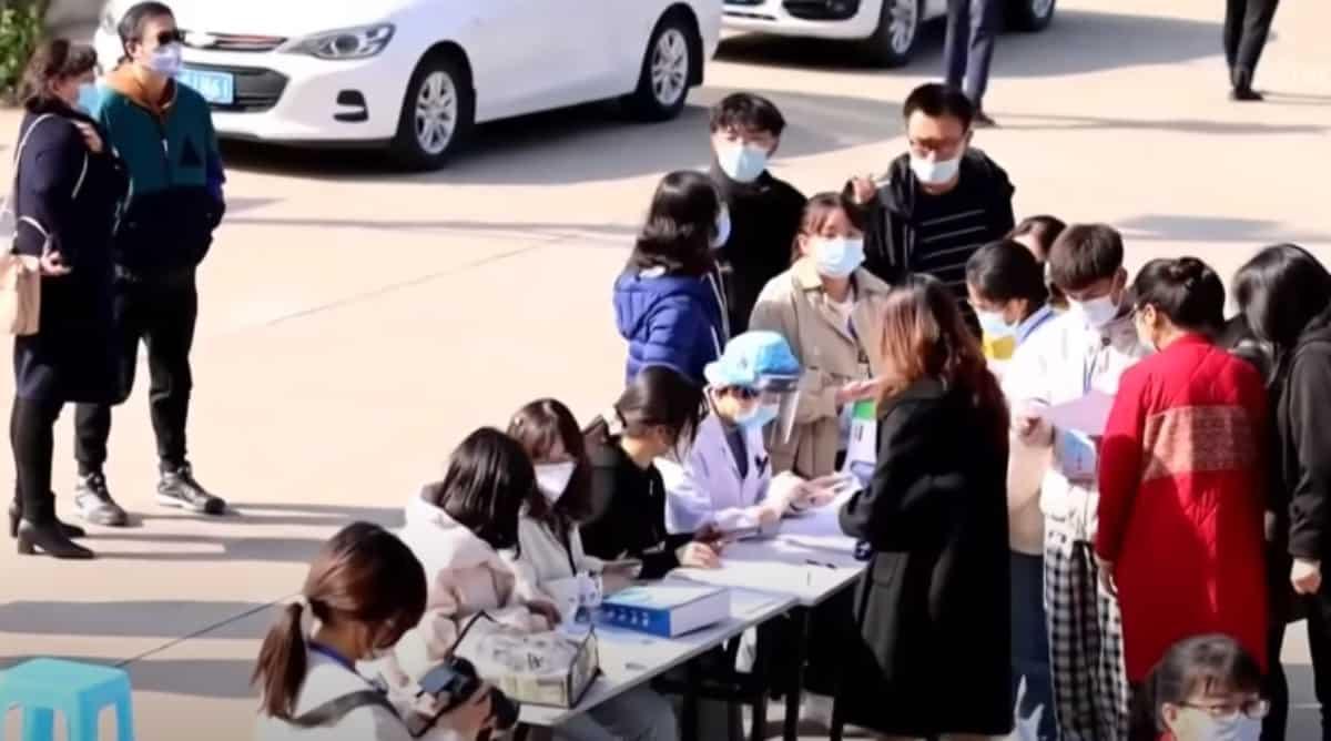 china three years covid vaccines