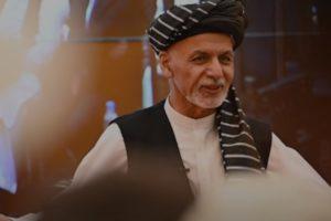 Ashraf Ghani bodyguard escape dollars