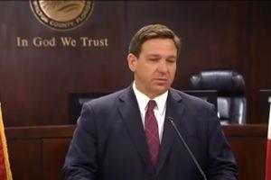 florida police $5000 desantis