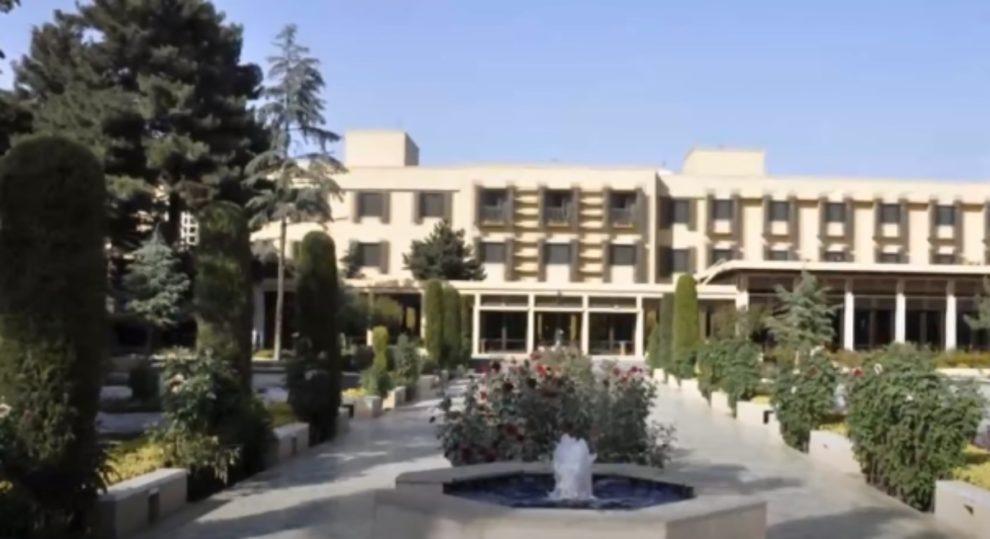US UK attack Kabul Serena Hotel
