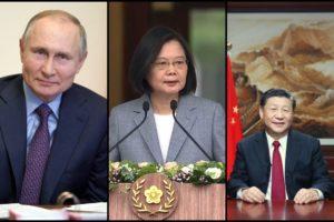 Taiwan part of China Russia