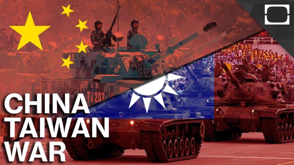 US Troops deployed taiwan