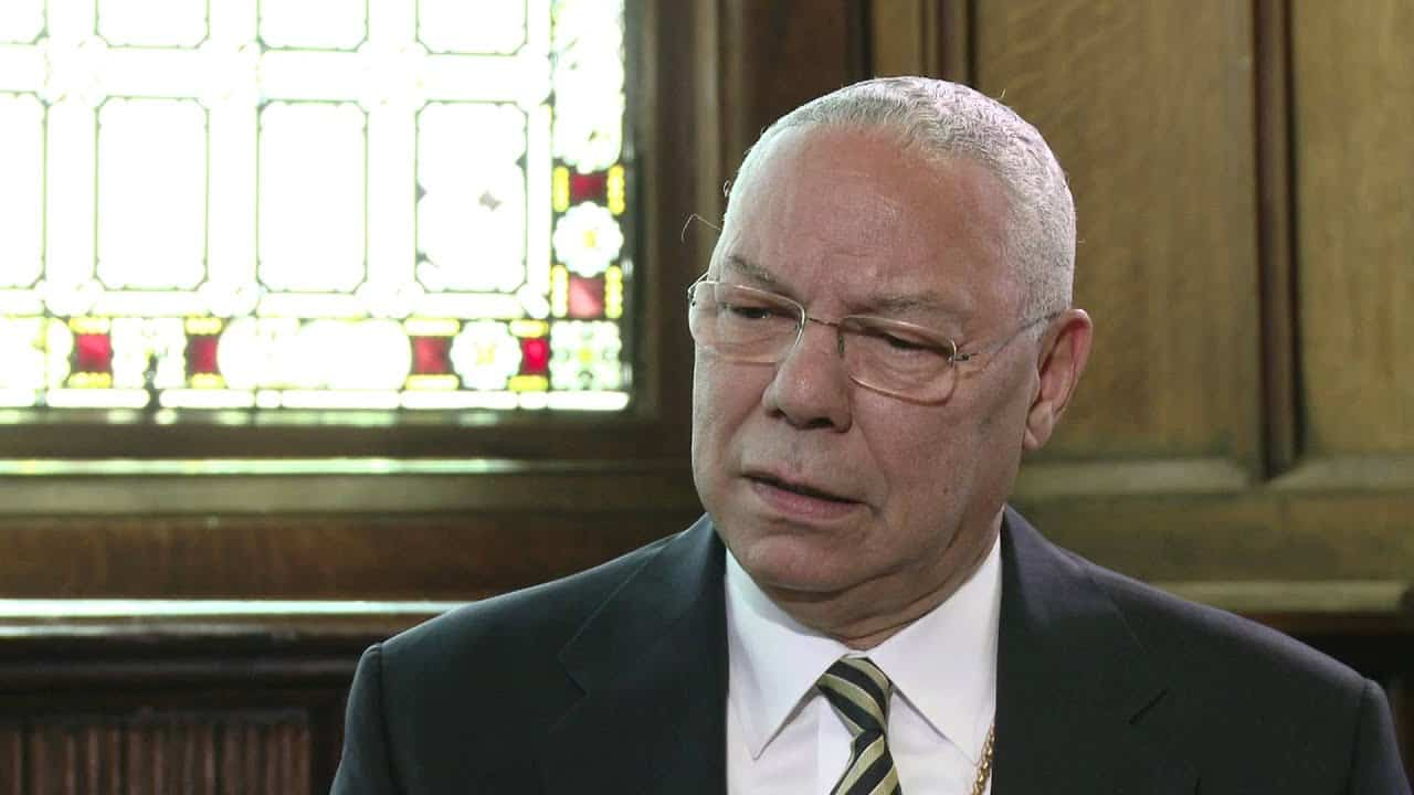 colin powell died covid fully vaccinated dead