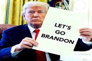 Lets Go Brandon What does meme mean