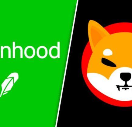 Shiba Inu coin Shib Robinhood list