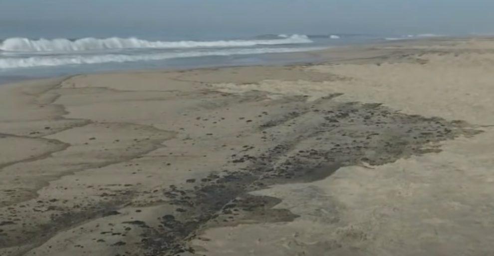 state of emergency california oil spill