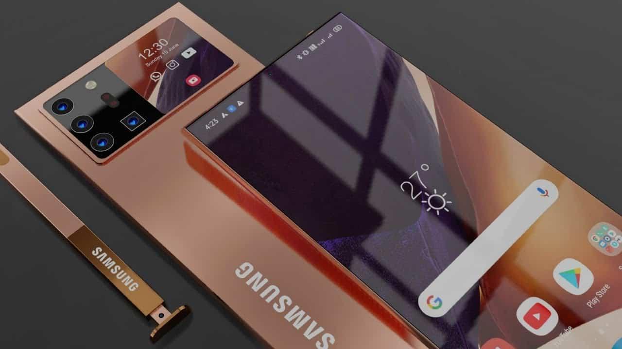 Samsung Galaxy Note 21