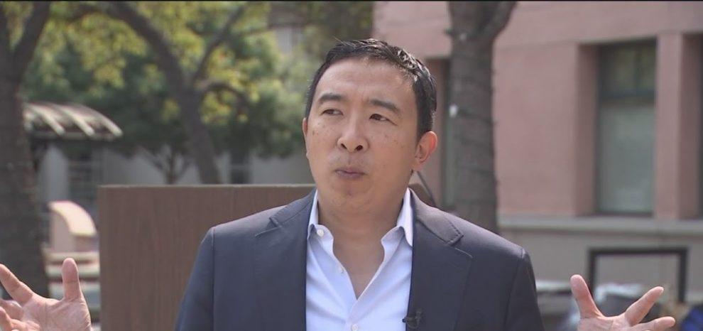 Andrew Yang democratic party