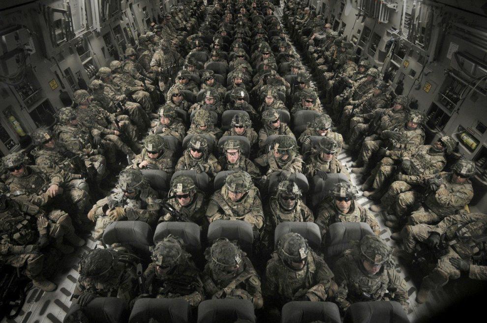 US troops Taiwan China no real threat
