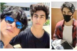 Shah rukh khan son Aryan Khan arrested video